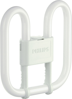 Philips  PL-Q 16W/830/2P BOX / EEK: B