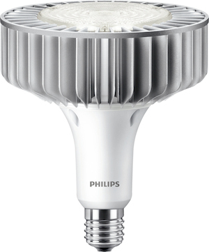 Philips LED-Lampe TForce LED HPI ND 110-88W E40 840 60D / EEK: A+