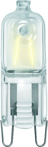 Philips Halogenlampe EcoHalo MV Click 42W G9 230V CL 1CT / EEK: D