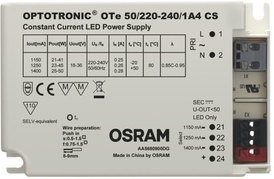 Osram LED-Treiber OTE 50/220-240/1A4 CS VS20